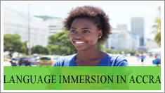 LANGUAGE IMMERSION IN ACCRA